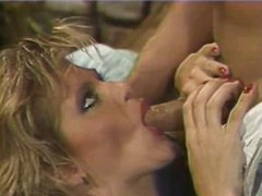 Ginger Lynn &amp,amp, Peter North in  &amp,#039,Wild Weekend&amp,#039, (1984)