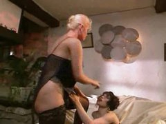 Retro lesbo porn is beautiful to see