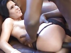 Kendra Secrets sucks schlong after some hot anal