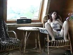 Experienced Mother Drilled by Lad part 2
