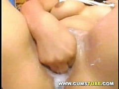 Very Hawt Bawdy cleft Close Up Video