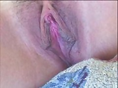 Sexy fuckable chick has nice pink bawdy cleft lips and a sexy clit. She groans as her bawdy cleft lips and clitoris get licked and sucked on close up. Makes you hot!
