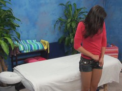 Longhaired brunette hair sweetheart becomes undressed to be massaged and drilled after that. Chap doesn't give her a chance of awaiting for a long time! Examine how this dude makes her wants to become reality in front of camera.