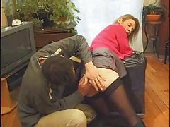 Mom Fuck Son&amp,#039,s ally and Daddy