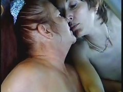 French Old And Juvenile Lesbian sweethearts Lesbian Scene