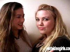 Dilettante Claire Attacks Sam - netvideogirls