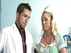 Bang threesome in the hospital